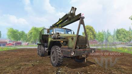 Ural-4320 [Forester] for Farming Simulator 2015