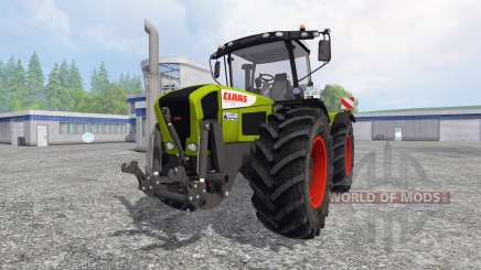 CLAAS Xerion 3300 TracVC v3.5 for Farming Simulator 2015