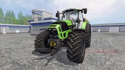 Deutz-Fahr Agrotron 7250 TTV v4.1 for Farming Simulator 2015