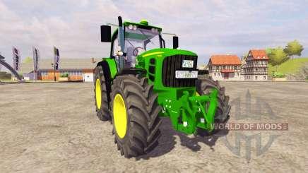 John Deere 7530 Premium FL v1.1 for Farming Simulator 2013