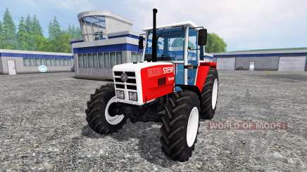 Steyr 8090A Turbo SK2 v1.0 for Farming Simulator 2015