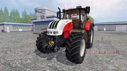 Steyr CVT 6230 v3.0 for Farming Simulator 2015
