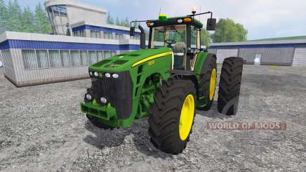 John Deere 8530 [USA] v3.0 for Farming Simulator 2015