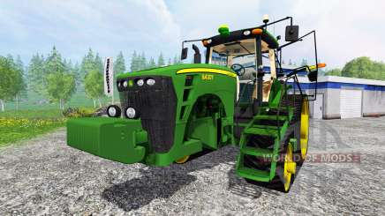 John Deere 8430T [USA] v2.0 for Farming Simulator 2015