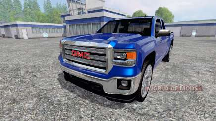 GMC Sierra 1500 2014 for Farming Simulator 2015