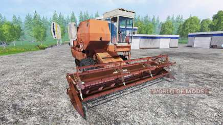 Yenisei-1200 for Farming Simulator 2015