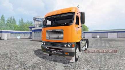 Freightliner Argosy [DayCab] for Farming Simulator 2015