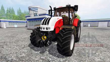 Steyr CVT 6230 v3.1 for Farming Simulator 2015