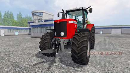 Massey Ferguson 6499 for Farming Simulator 2015