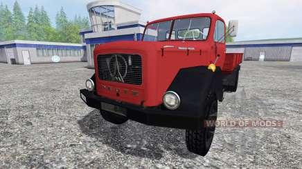 Magirus-Deutz 200D26L v1.0 for Farming Simulator 2015