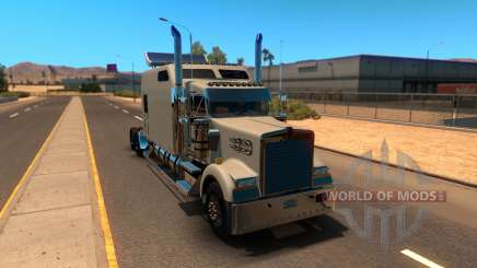 Kenworth W900B Long for American Truck Simulator