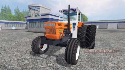 Fiat 1000 super v1.2 for Farming Simulator 2015