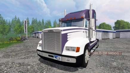 Freightliner FLD120 for Farming Simulator 2015