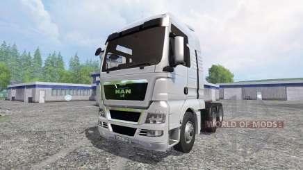 MAN TGX 18.680 for Farming Simulator 2015
