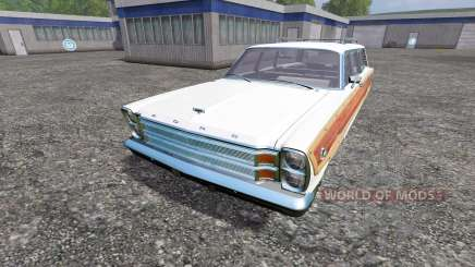 Ford Country Squire 1966 for Farming Simulator 2015