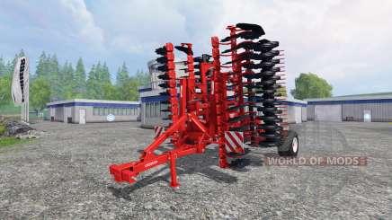 Maschio Presto 600 v1.1 for Farming Simulator 2015