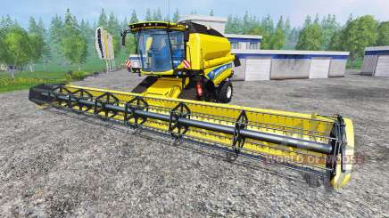 New Holland TC5.90 [ATI Wheels] for Farming Simulator 2015