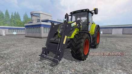 CLAAS Axion 830 FL for Farming Simulator 2015