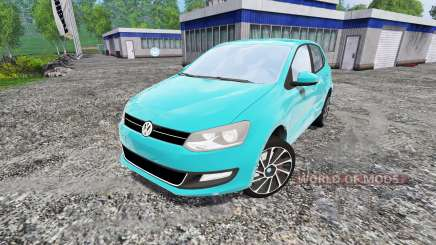 Volkswagen Polo v1.0 for Farming Simulator 2015