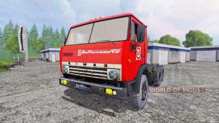 KamAZ-5410 [northwestern Alliance of designers-9517] for Farming Simulator 2015