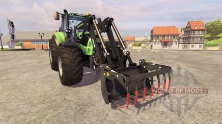 Deutz-Fahr Agrotron 7250 TTV FL for Farming Simulator 2013