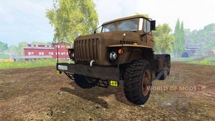 Ural-4320 v1.0 for Farming Simulator 2015