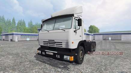 KamAZ-54115 for Farming Simulator 2015