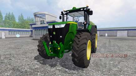 John Deere 7310R v3.0 Special for Farming Simulator 2015