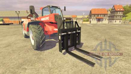 Manitou MLT 735 for Farming Simulator 2013