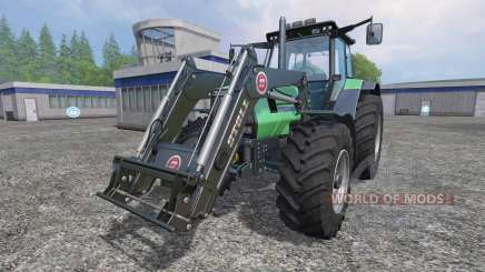 Deutz-Fahr AgroStar 6.31 [little black beast] for Farming Simulator 2015