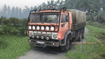 KamAZ-53212 [25.12.15] for Spin Tires