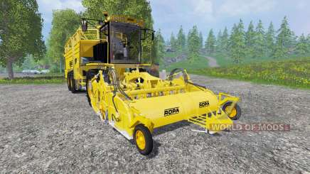 ROPA euro-Tiger V8-3 XL v1.2 for Farming Simulator 2015