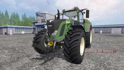 Fendt 936 Vario [Blunk] v2.1 for Farming Simulator 2015