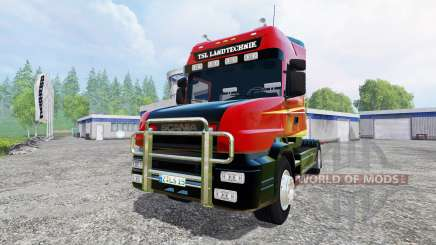 Scania T164 [two axial] for Farming Simulator 2015