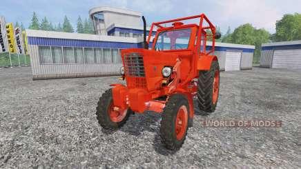 MTZ-50 v2.1 for Farming Simulator 2015