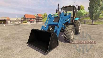MTZ-1221 Belarus [loader] for Farming Simulator 2013