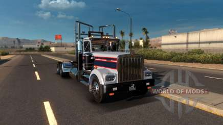 Kenworth W900A for American Truck Simulator