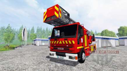 Iveco EuroCargo Camiva for Farming Simulator 2015
