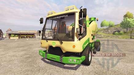 Krone Comprima V180 [osimobil] for Farming Simulator 2013