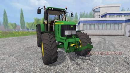 John Deere 6320 Premium [Beta] for Farming Simulator 2015