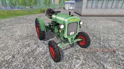 Deutz F1 M414 v1.11 for Farming Simulator 2015