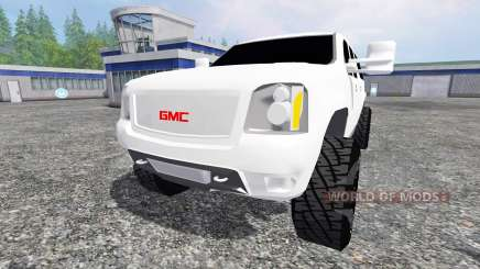 GMC Yukon for Farming Simulator 2015