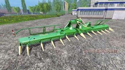 Krone Easy Collect 1053 v1.0 for Farming Simulator 2015