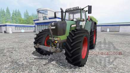 Fendt 930 Vario TMS v4.2 for Farming Simulator 2015