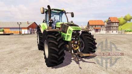 Deutz-Fahr Agrotron 7250 TTV [FSM Edition] for Farming Simulator 2013