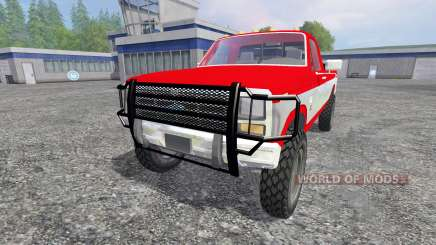 Ford F-250 1986 for Farming Simulator 2015