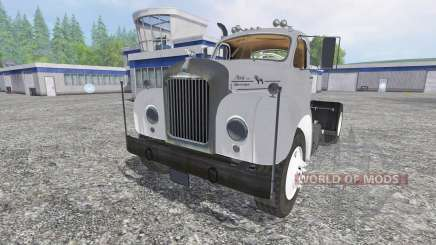 Mack B61 for Farming Simulator 2015