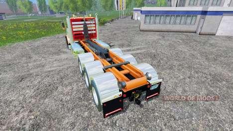 Kenworth W900B [Beta] for Farming Simulator 2015