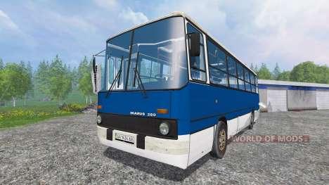 Ikarus 260 for Farming Simulator 2015