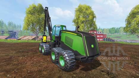 John Deere 1270E v1.0 for Farming Simulator 2015
